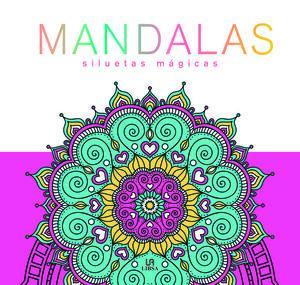 MANDALAS SILUETAS MAGICAS