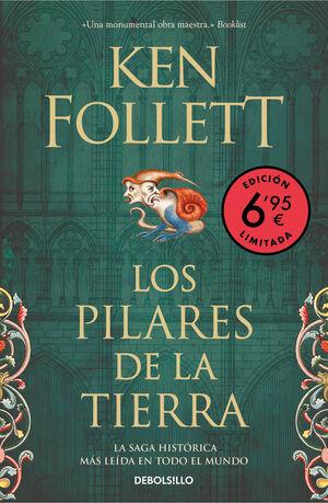 LOS PILARES DE LA TIERRA (EDICIÓN LIMITADA A PRECIO ESPECIAL)