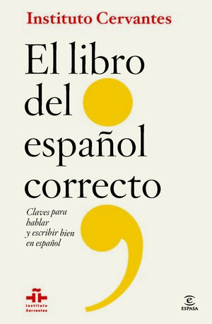LIBRO DEL ESPAÑOL CORRECTO