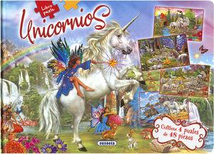 UNICORNIOS        (LIBRO PUZLE