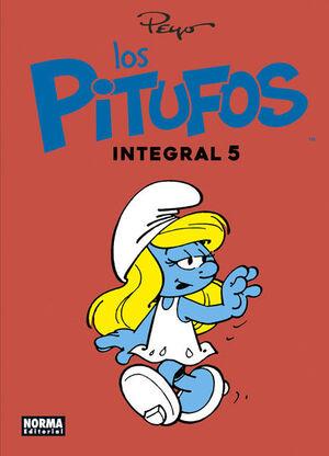 LOS PITUFOS. INTEGRAL 05