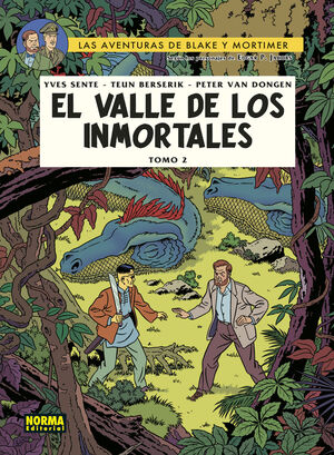 BLAKE&MORTIMER 26.EL VALLE DE LOS INMORTALES 2: EL MILÉSIMO BRAZO DEL MEKONG