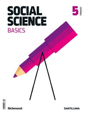 SOCIAL SCIENCE BASICS 5 PRIMARY