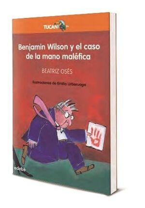 BENJAMIN WILSON Y EL CASO DE LA MANO MALÉFICA