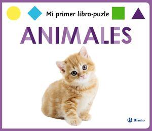 MI PRIMER LIBRO-PUZLE. ANIMALES
