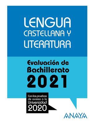 2021 LENGUA CASTELLANA Y LITERATURA