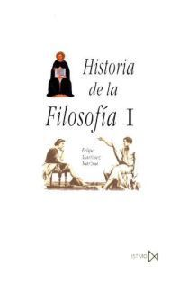 HISTORIA DE LA FILOSOFIA I