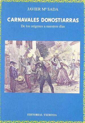 CARNAVALES DONOSTIARRAS