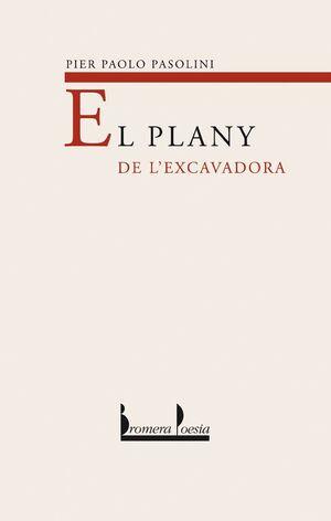 EL PLANY DE L'EXCAVADORA