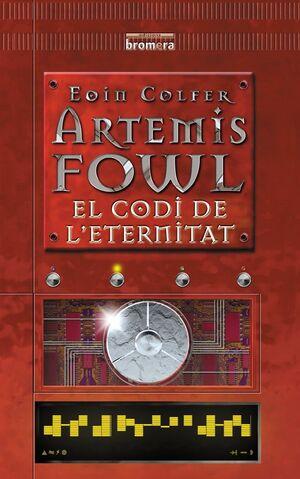 ARTEMIS FOWL. EL CODI DE LÆETERNITAT
