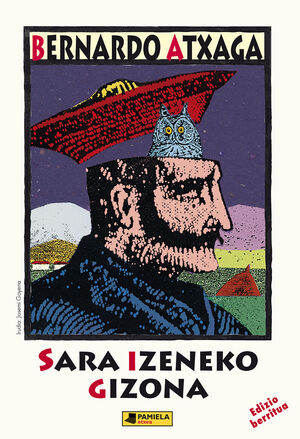 SARA IZENEKO GIZONA
