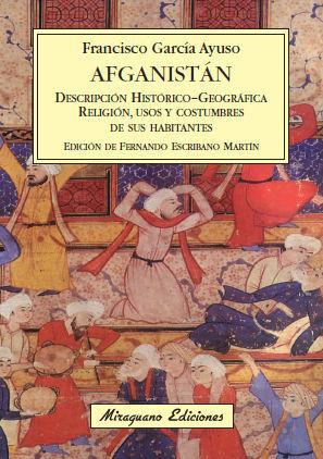 AFGANISTAN DESCRIPCION HISTORICO-GEOGRAFICA DEL PA