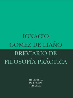BREVIARIO DE FILOSOFÍA PRÁCTICA