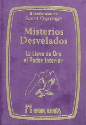 MISTERIOS DESVELADOS (BOLSILLO)