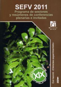 SEFV 2011 PROGRAMA DE SESIONES Y RESúMENES DE CONFERENCIAS PLENAR