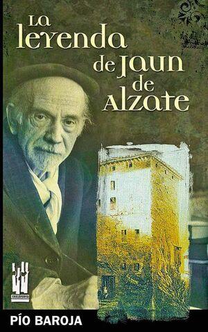 LEYENDA DE JAUN DE ALZATE, LA