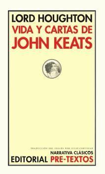 VIDA CARTAS DE JOHN KEATS