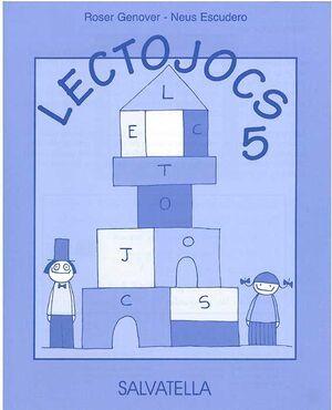 LECTOJOCS 5, 2 EDUCACIÓ PRIMÀRIA