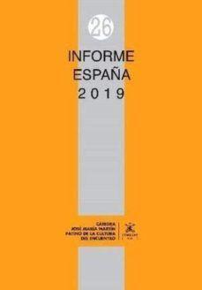 INFORME DE ESPAÑA 2019