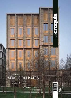 SERGISON BATES ARCHITECTS, 2004 / 2016