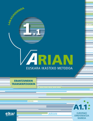 ARIAN A1.1. LAN-KOADERNOA