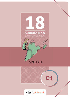 GRAMATIKA LAN-KOADERNOA 18 (C1) SINTAXIA