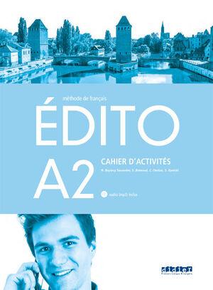 EDITO A2 EXERCICES+CD ED.18