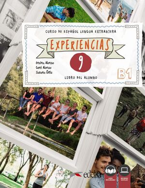 EXPERIENCIAS 9 (B1). LIBRO DEL ALUMNO