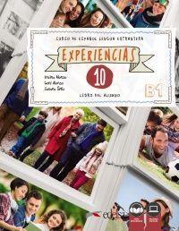 EXPERIENCIAS 10 (B1). LIBRO DEL ALUMNO