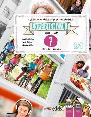 EXPERIENCIAS 7. B1. LIBRO DEL ALUMNO DIGITAL