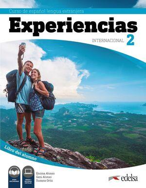 EXPERIENCIAS INTERNACIONAL A2. LIBRO DEL ALUMNO DIGITAL