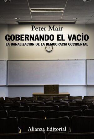 GOBERNANDO EL VACÍO