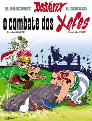 ASTéRIX. O COMBATE DOS XEFES