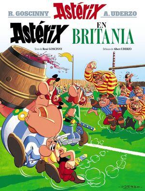 ASTERIX EN BRITANIA