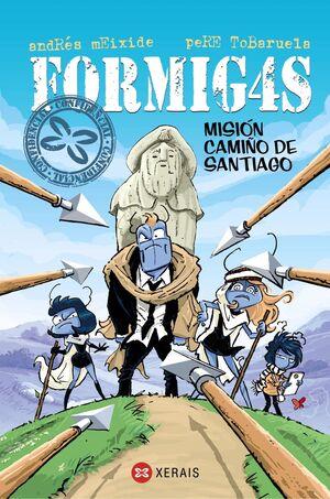 FORMIG4S. MISION CAMIÑO DE SANTIAGO