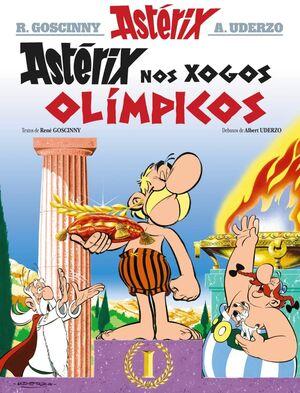 ASTÉRIX NOS XOGOS OLÍMPICOS