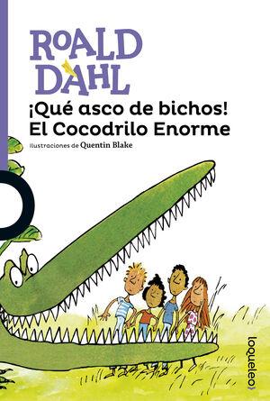 IQUE ASCO DE BICHOS! EL COCODRILO JUV16
