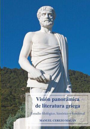VISIÓN PANORÁMICA DE LITERATURA GRIEGA