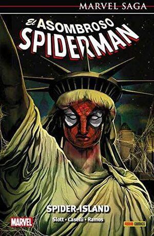 EL ASOMBROSO SPIDERMAN 34: SPIDER-ISLAND