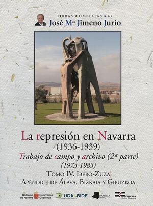 LA REPRESION EN NAVARRA IV: IBERO-ZUZA (1936-1939)