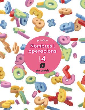 QUADERN NOMBRES I OPERACIONS 4-2N.PRIMARIA. VALENCIA 2019