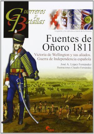 FUENTES DE OÑORO, 1811