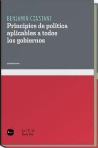 PRINCIPIOS DE POLITICA APLICABLES A TODOS LOS GOBIERNOS