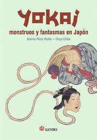 YOKAI. MONSTRUOS Y FANTASMAS EN JAPÓN