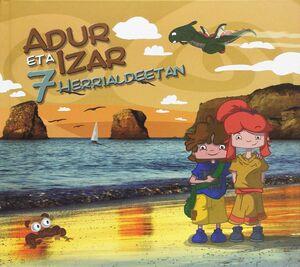 ADUR ETA IZAR 7 HERRIALDEETAN