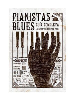 PIANISTAS DE BLUES