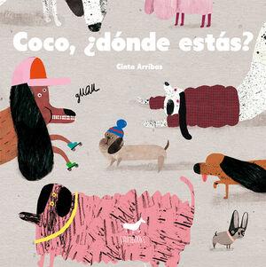 COCO, +DONDE ESTAS?