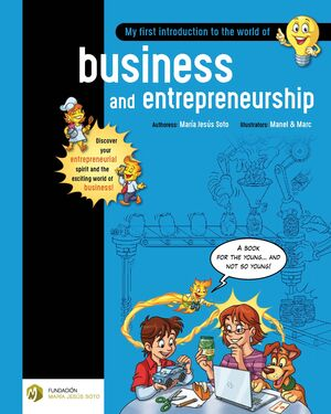 MY FIRST INTRODUCTION TO THE WORLD OF BUSINESS AND ENTREPRENEURSH