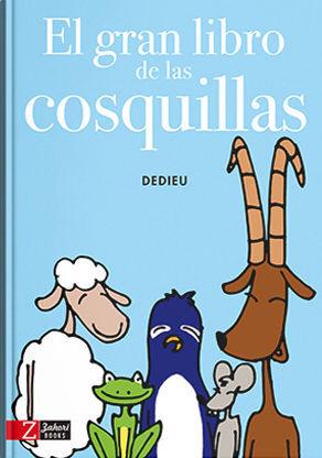 EL GRAN LIBRO DE LAS COSQUILLAS