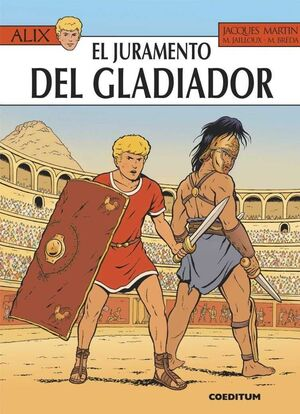 ALIX 36: EL JURAMENTO DEL GLADIADOR